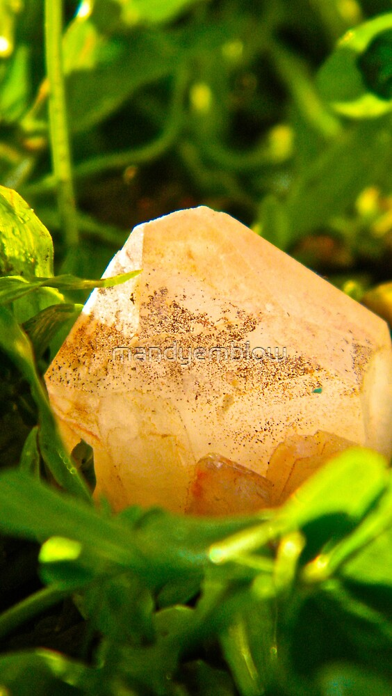 Rose Quartz Cleansing  by mandyemblow