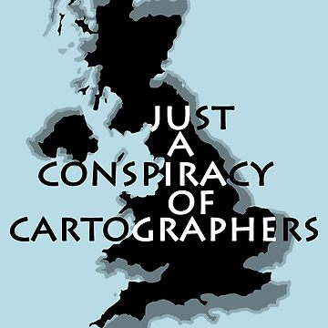 Conspiracy of Cartographers by MrRaccoon