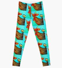 Ridiculously Handsome Leggings
