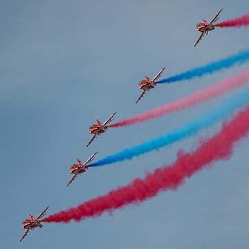 The Red Arrows by stevesimages1