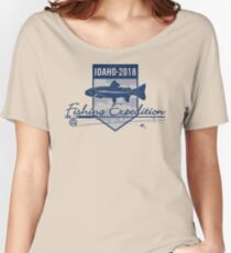 Idaho 2018 Fishing Expedition Relaxed Fit T-Shirt