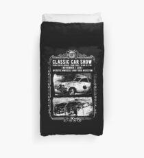 CLASSIC CARS Bettbezug