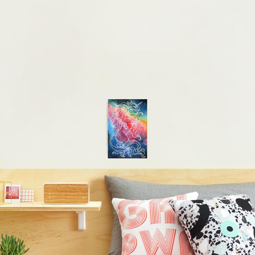 RainbowCorm Photographic Print