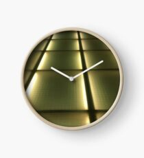 Disco Floor Clock