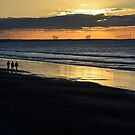 Trios, Beach and Sea. by Billlee
