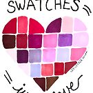 Swatches Just Love by Sara-H-Designs