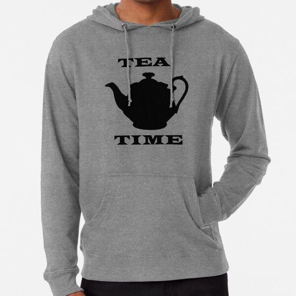 tea time Lightweight Hoodie