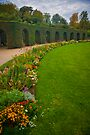 Prince Bishop Palace Gardens  by photosbyflood