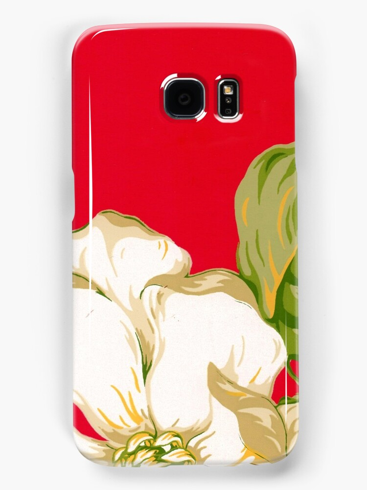 """""""Sweet Magnolia #1"""" Samsung Galaxy Cases & Skins by ..."""