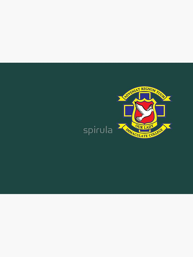 Derry Girls School Crest by spirula