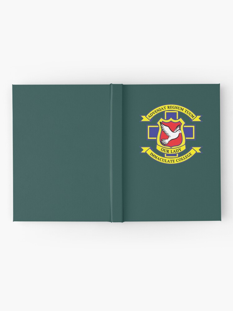Alternate view of Derry Girls School Crest Hardcover Journal