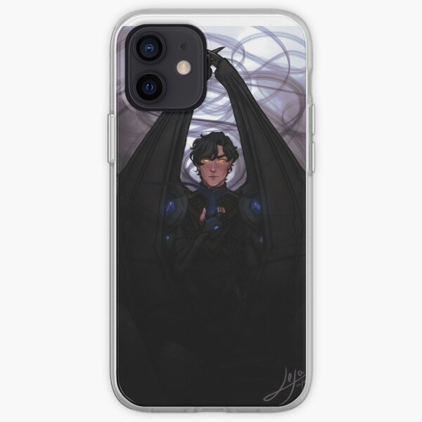Shadow singer  iPhone Soft Case