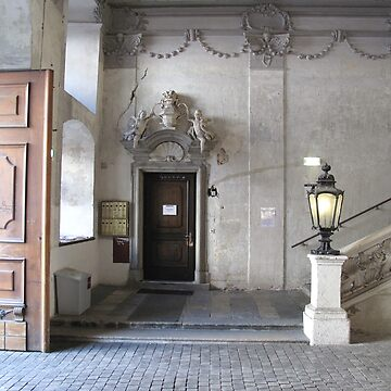 Grand Entrance by ephotocard