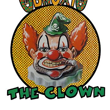 Obnoxio the Clown by DamienOujia