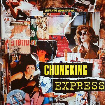 Chungking Express by Martha-Marlen