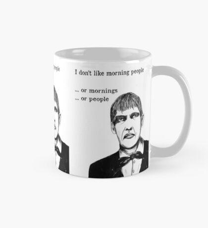 I don't like mornings. Lurch Mug