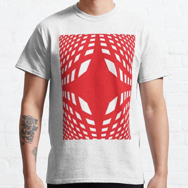 Pattern, design, tracery, weave, decoration, motif, marking, ornament, ornamentation, #pattern, #design, #tracery, #weave, #decoration, #motif, #marking, #ornament, #ornamentation Classic T-Shirt