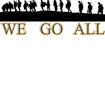 QANON, Where We Go One, military, veterans #3 by AltrusianGrace