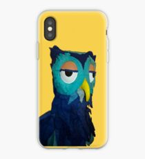 X the Owl - Mr Rogers iPhone Case