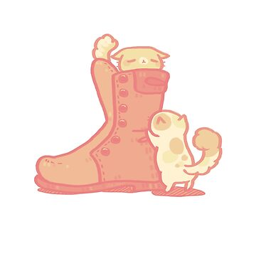 Cute Kitty playing in a Shoe by cendav