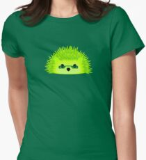 Vedgy, Broccoli Blades Women's Fitted T-Shirt