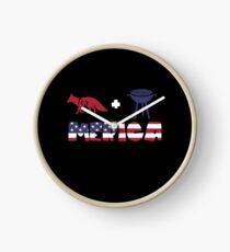 Foxplus Barbeque Merica American Flag Reloj