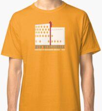 Melnikov House Architecture T-shirt Classic T-Shirt