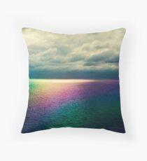 Bon Voyage !  Throw Pillow