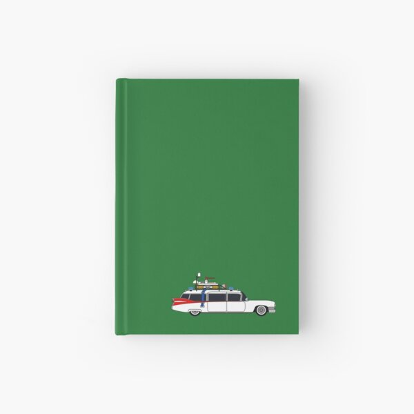 Ecto-1 Hardcover Journal