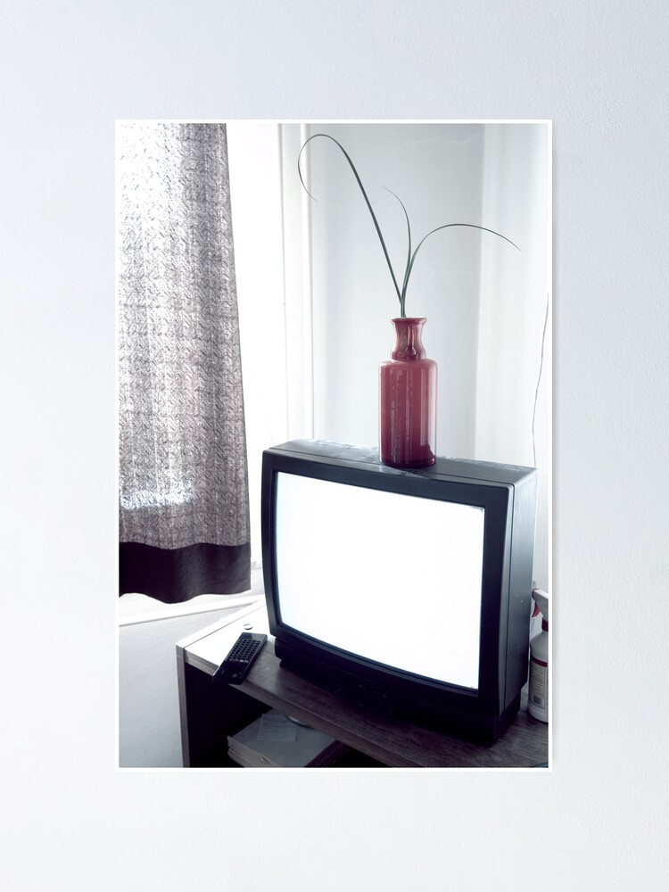 Alternate view of television Poster