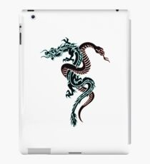 dragon and snake iPad Case/Skin