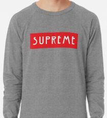 "AHS ""SUPREME"" Lightweight Sweatshirt"