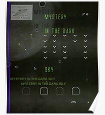 ufo land Poster