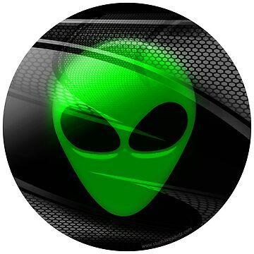 Alien Visitor - 001 by stuph4kewlkidz