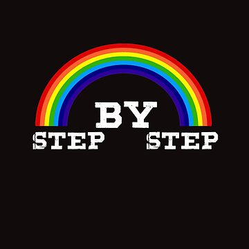 Step by Step Rainbow by TAKASH