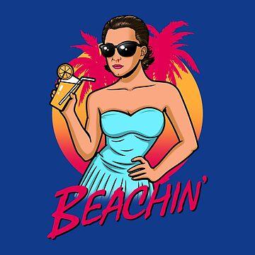 Beachin' by BoggsNicolasArt