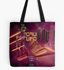 unidentified flying type Tote Bag