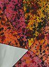 Corner Splatter # 10 by DomaDART