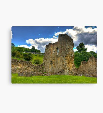 Kirkham Abbey Ruins #2 Canvas Print