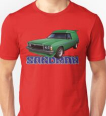 HZ Holden Sandman Panel Van - Super Mint Green Unisex T-Shirt