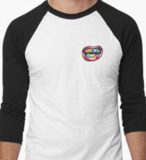tekashi69 mouth Men's Baseball ¾ T-Shirt