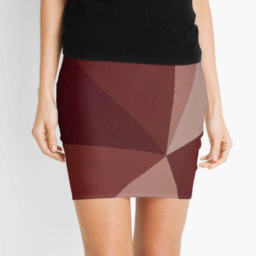 Abstract #8 Mini Skirt