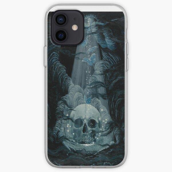 Fairyland Skulls and Butterflies iPhone Soft Case