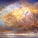 Sky-High (Original Artwork) by muddymelly