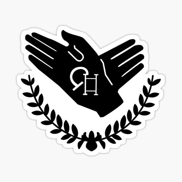 Logo de la société postale CH - Violet Evergarden Sticker