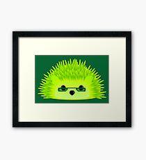 Vedgy, Broccoli Blades Framed Print