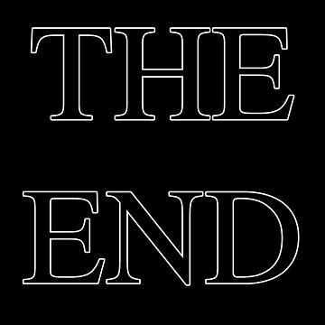 The End by PaulyH