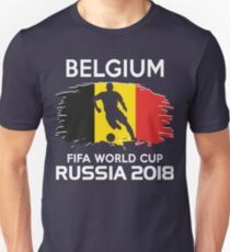Belgium Team World Cup 2018 Unisex T-Shirt