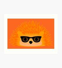 Sedgewick Rocking Orange Orbison Art Print
