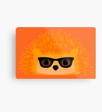 Sedgewick Rocking Orange Orbison Metal Print